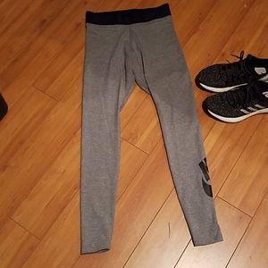 Nike high waisted legging size small